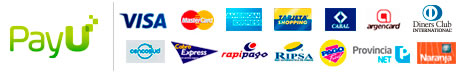 Métodos de pago PayU